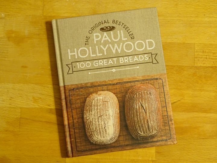 """Buch Paul Hollywood """"100 Great Breads"""""""