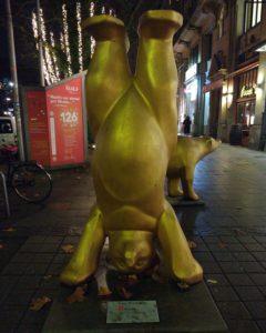 Goldener Bär