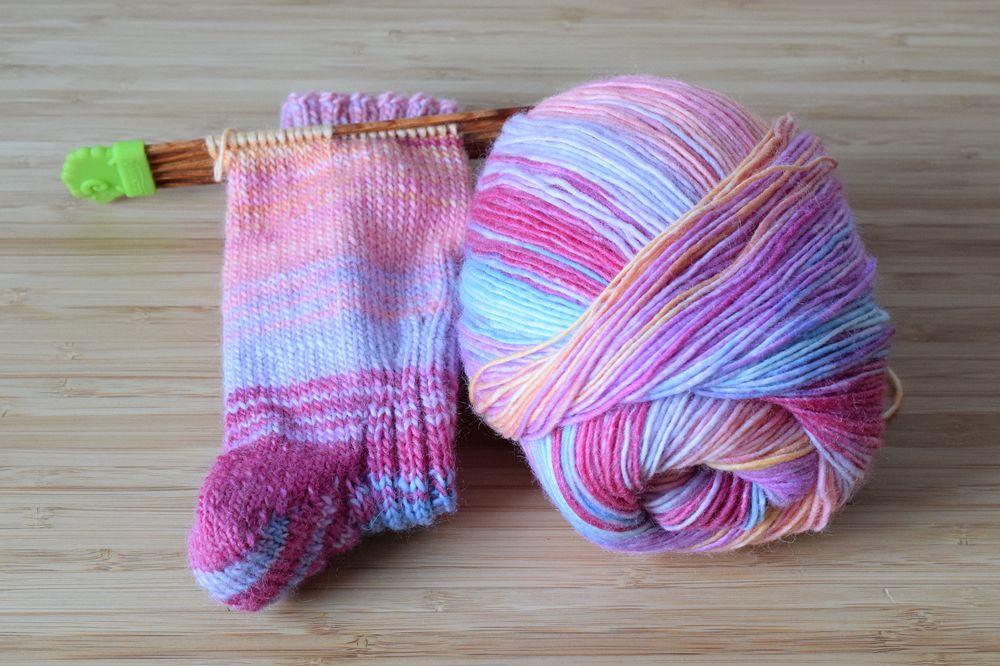 Bonbon-Socke