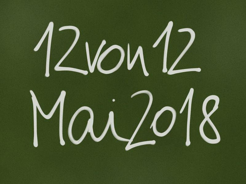 12von12, Mai2018