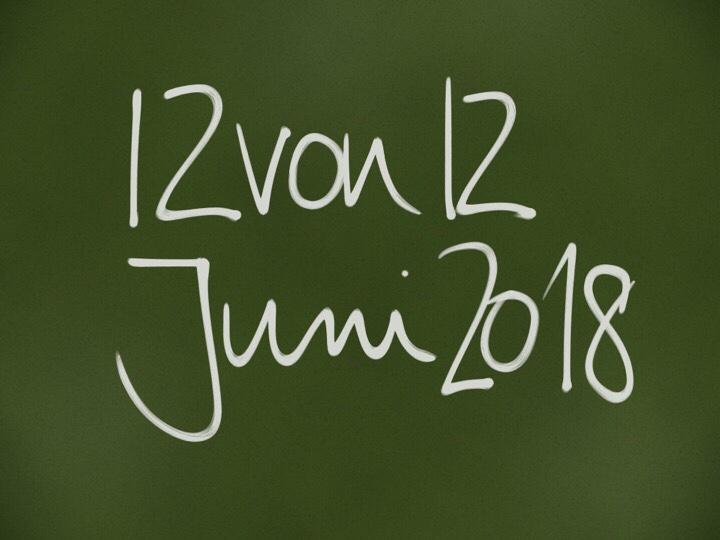 12von12, Juni 2018, Blumen, Bild 0