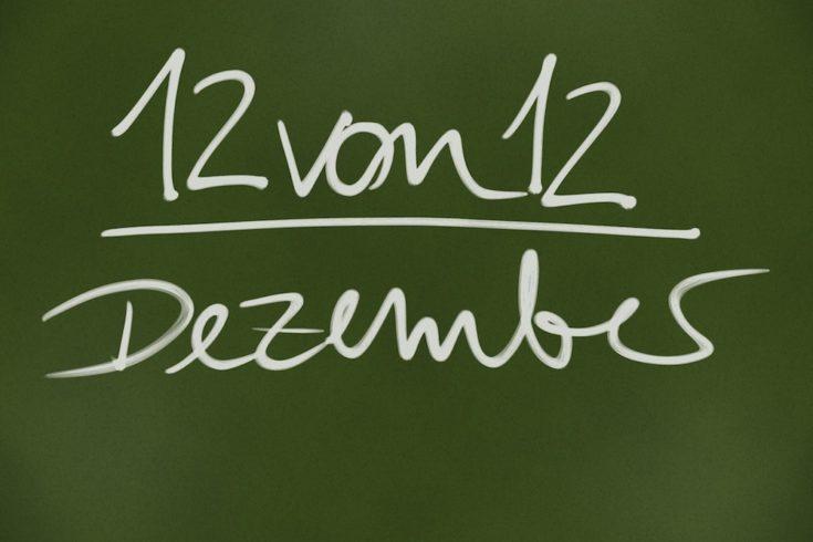 12von12 Dezember 2018