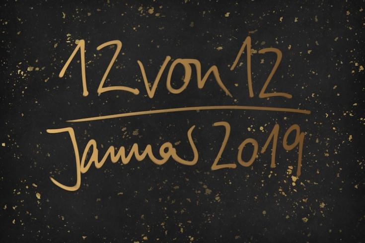 Banner 12von12 Januar 2019